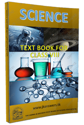Book Cover - Science - Class 8th