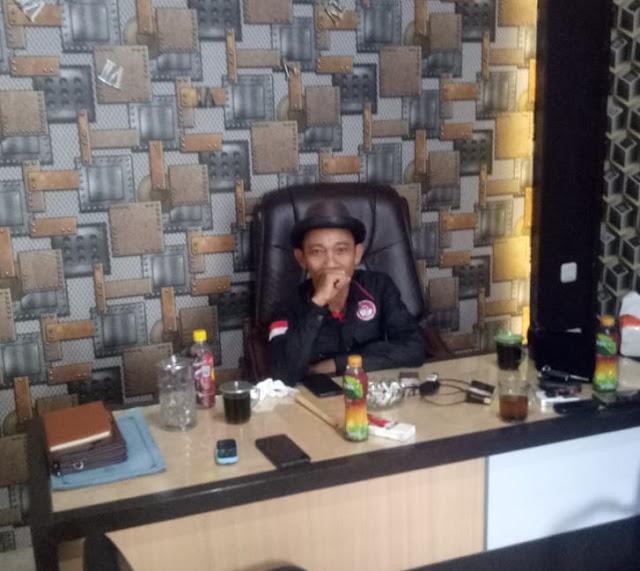 Aminudin Ketua FPII Setwil Lampung : TPK jangan Hanya Menjadi Pelengkap Struktur Dalam Pembangunan Desa