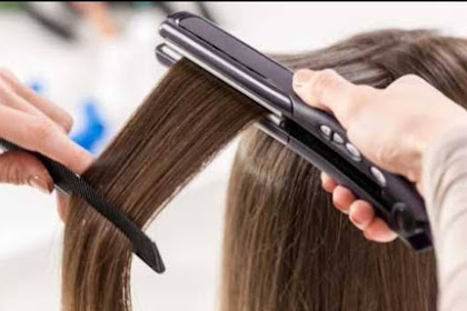 7 Tips Dalam Menggunakan Plate Iron Untuk Rambut