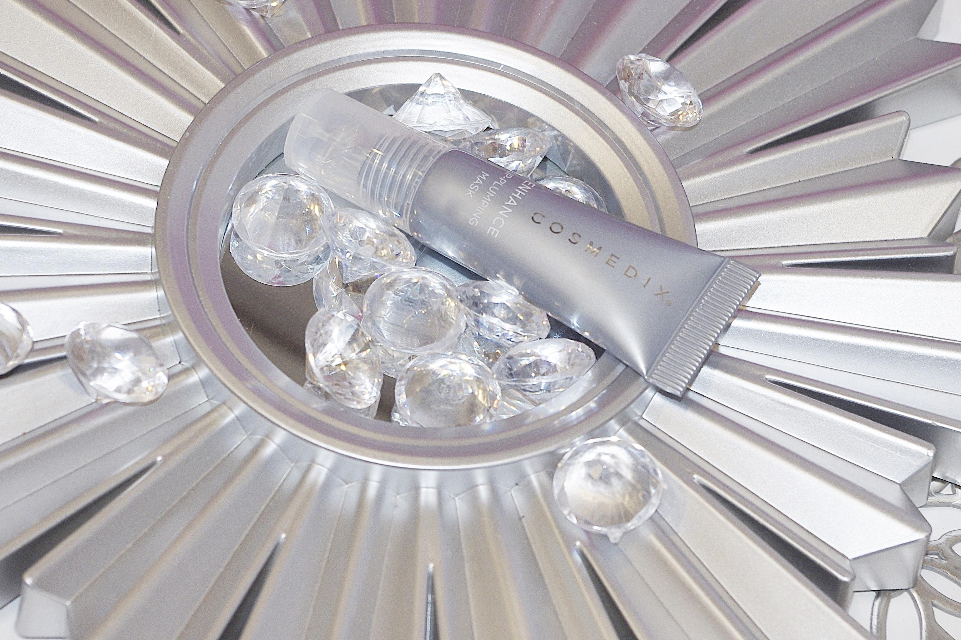 Cosmedix Enhance Lip - Plumping Mask Odżywcza Maseczka do Ust
