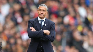 Brighton have sacked manager Chris Hughton after they finished 17th in the Premier League.