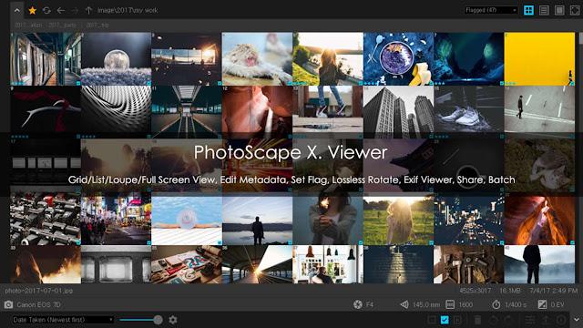 PhotoScape 2018 Windows 10 Free
