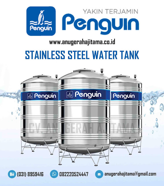Tandon Air Stainless Steel Penguin