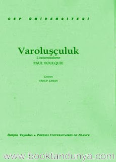 Paul Foulquie - Varoluşçuluk  (Cep Üniversitesi Dizisi - 28)
