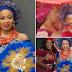 See Beautiful Official Photos From BBNaija Nina Ivy's Traditional Wedding