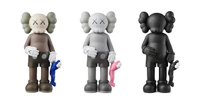 """Share"" Companion with BFF Vinyl Figure by KAWS"