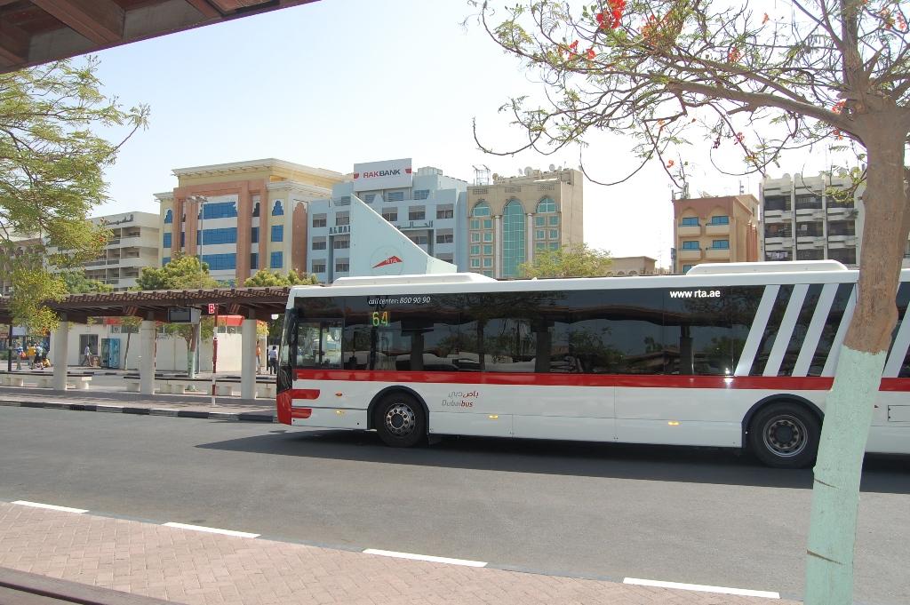 Deira bus station