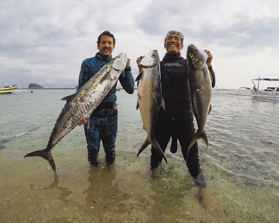 joseph redcorn 3 day spearfishing trip east and north Bali