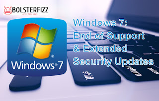 What is Windows 7's end of life