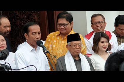 Jokowi: Akurasi Quick Count 99%, Hampir Sama Real Count