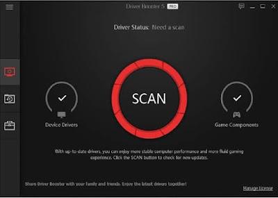 تحميل برنامج البحث عن التعريفات للكمبيوتر IObit Driver Booster