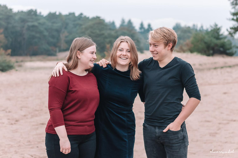 Familiefotografie Soesterduinen