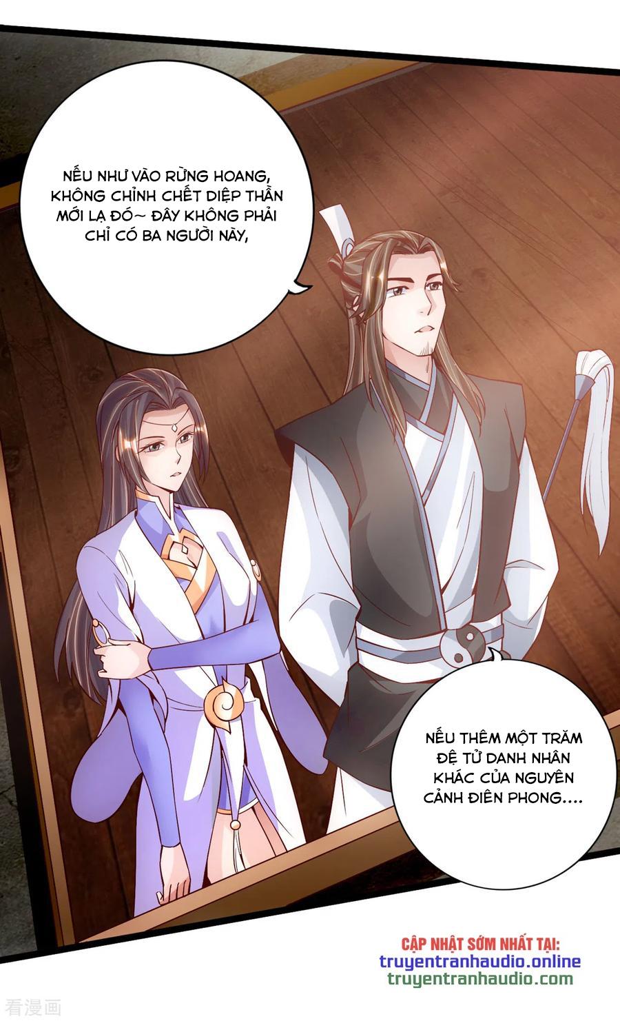 Tiên Võ Đế Tôn chap 109 - Trang 18