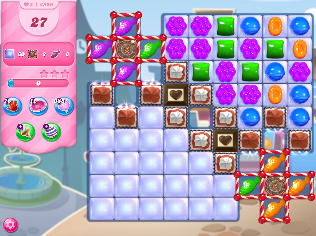 Candy Crush Saga level 4559