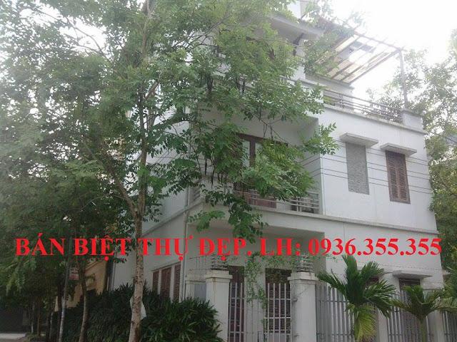Chính chủ bán biệt thự số 9 Ngõ 168 Nguyễn Khánh Toàn
