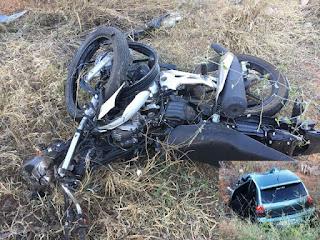 Motociclista morre na BA-148