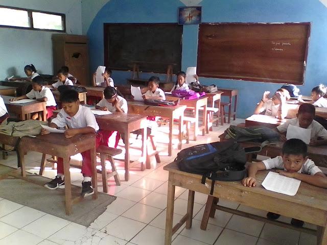 Soal PTS Kelas 3 Semester 2 Kurikulum 2013 Tema 6