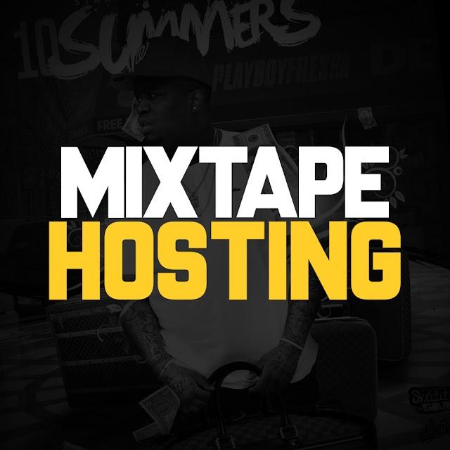 Distribute Your Mixtape on WilsonBlock100 Radio