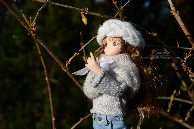Jeans for dolls