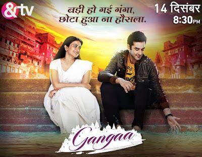 Biodata Lengkap Pemain Serial Drama India Gangaa Season 2 SCTV