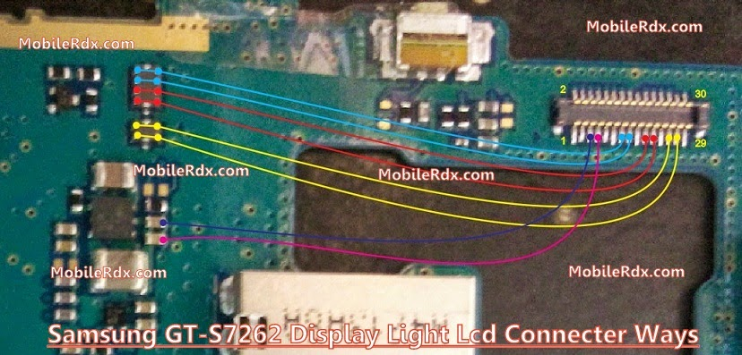 Reparing Mobile Reparing Solution Solution Samsung-gt-s7262-display-light-ic-ways Mobile Samsung-gt-s7262-display-light-ic-ways