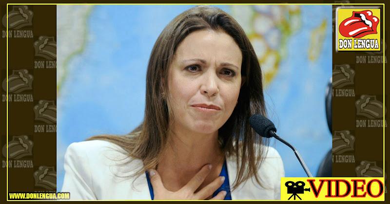 Maria Corina Machado advierte acerca de estas navidades en Venezuela