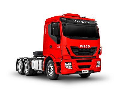 IVECO mostra a sua força no agronegócio na Região Sul