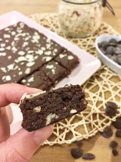 image Découverte d'une bombe atomique : un veggie brownie