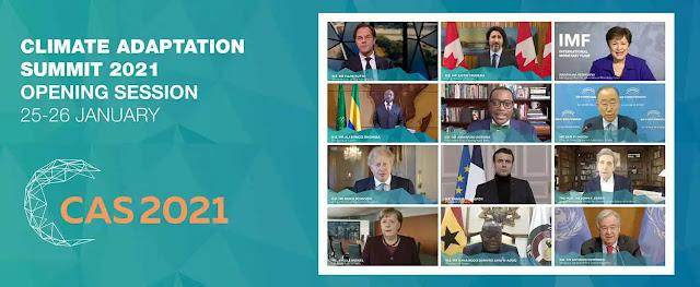 Konferensi Tingkat Tinggi Climate Adaptation Summi