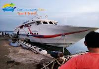 kapal cepat express bahari karimunjawa