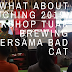 What About Kuching 2019, Workshop Tuak Brewing Bersama Bad Cat