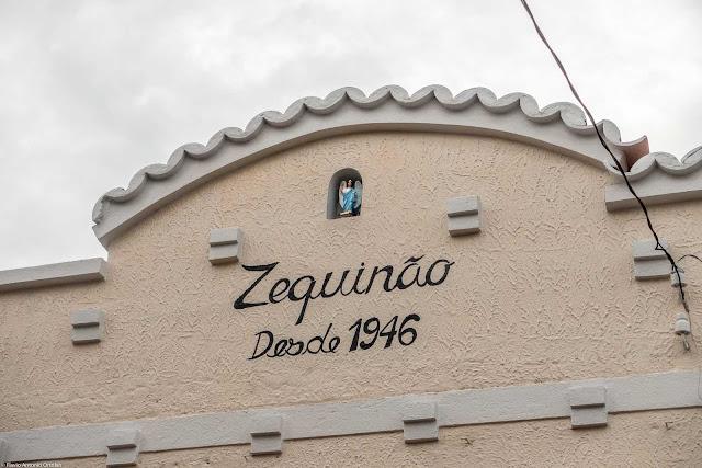 Mercearia Zequinão - ficou bonita - detalhe