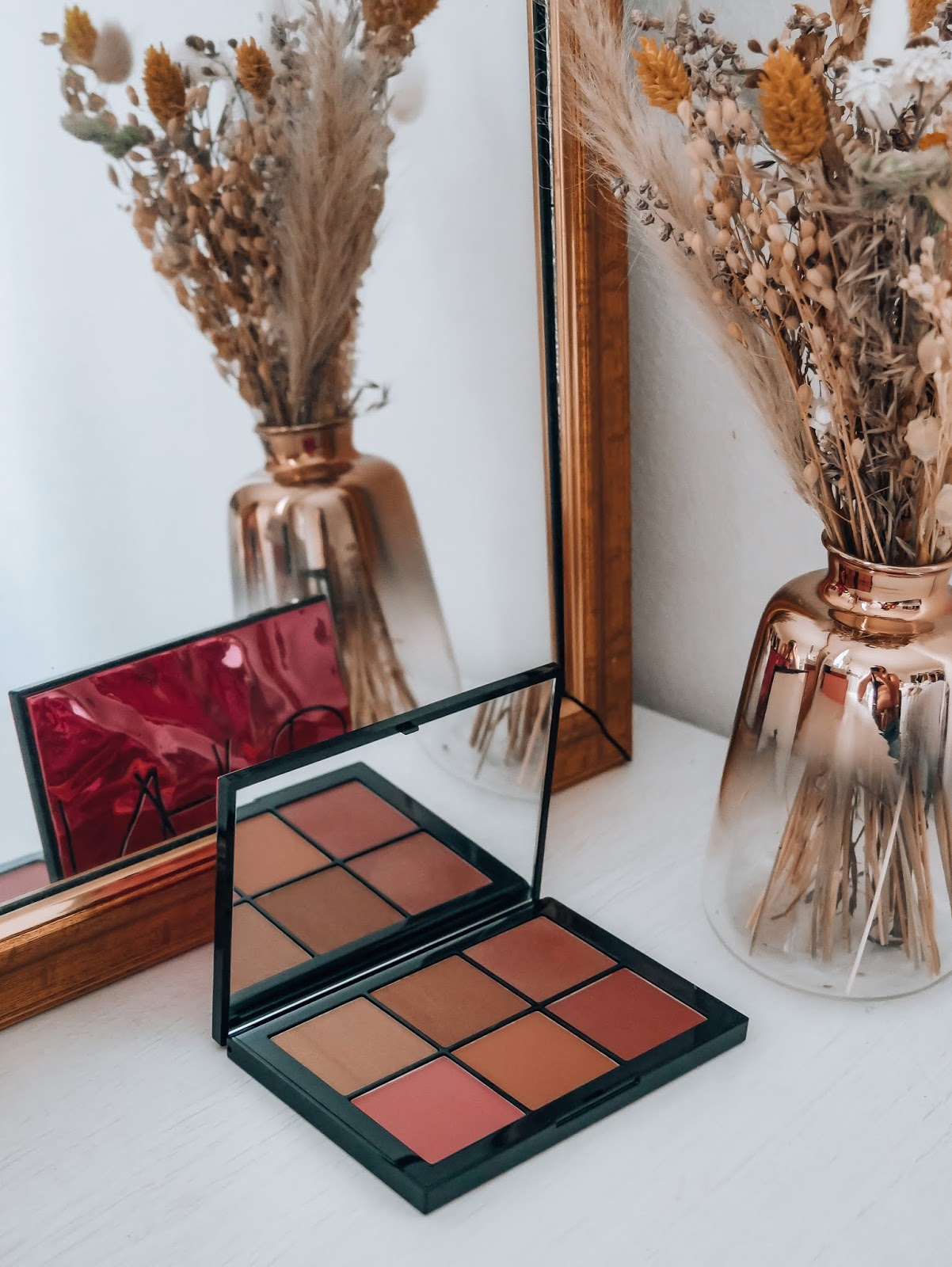 Nars - Revue palette Overlust collection Afterglow