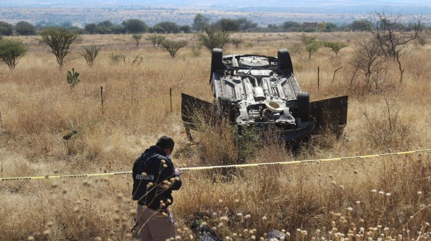 Ataque armado en Apaseo el Alto; Guanajuato deja a un hombre muerto y dos heridos