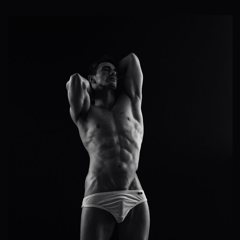 DominiC (II), by Rick Day NYC ft Dominic Adriano Albano (NSFW)