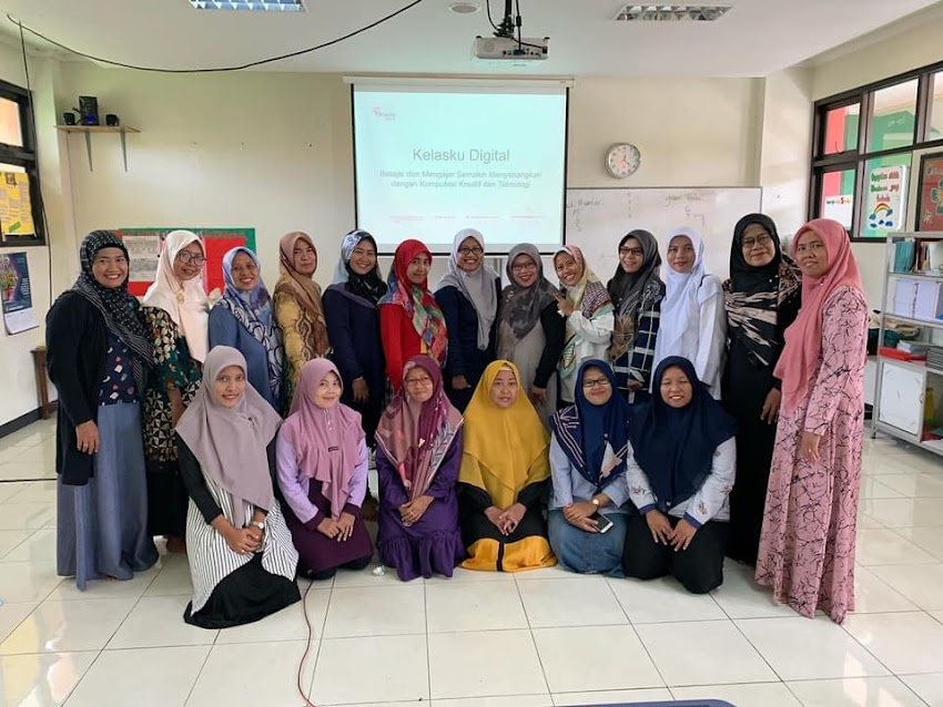 Teacher Training Bersama SD Khadijah 3 Surabaya