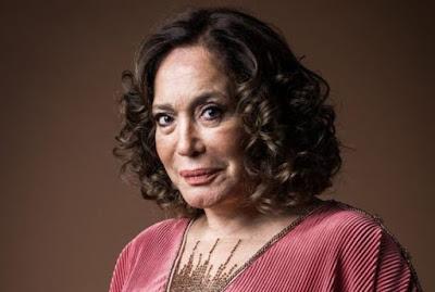 Susana como Tia Emília. Foto – Globo.