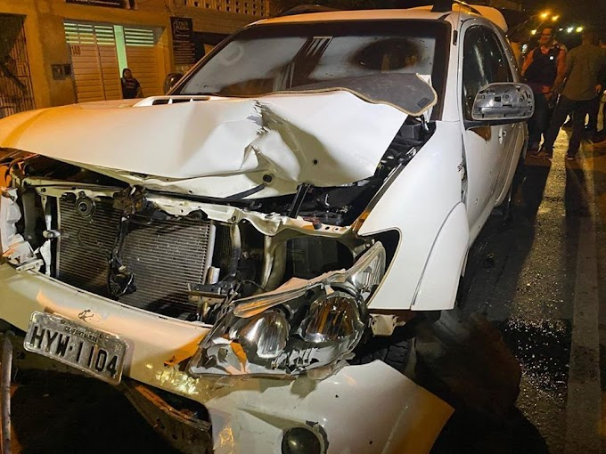 Homem que atropelou mulheres em Sobral possui antecedentes por ameaça e violência doméstica