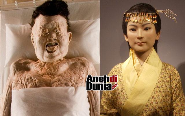 Putri Dai, Mumi dengan Kondisi Paling Awet di Dunia