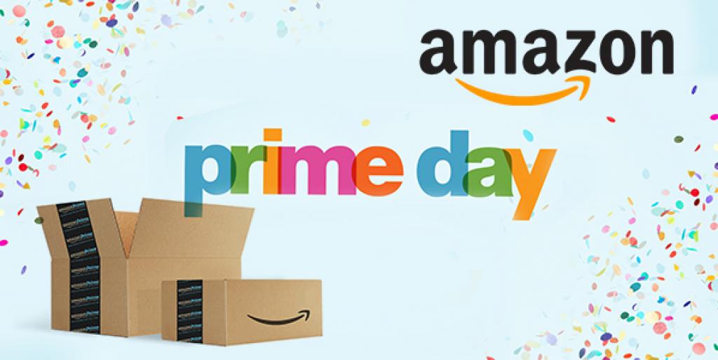 Amazon Prime Day Wishes Beautiful Image