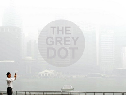 Survivor's guide to the Singapore haze