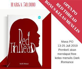 novel Red Thread Reffi Dhinar