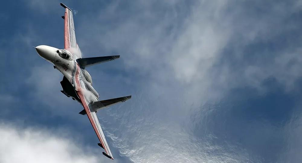 مقاتلة روسية تعترض طائرتين أمريكية وألمانية وتمنعهما من انتهاك الحدود