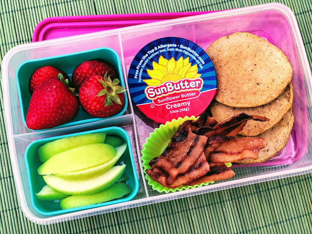5 Nut Free School Lunches