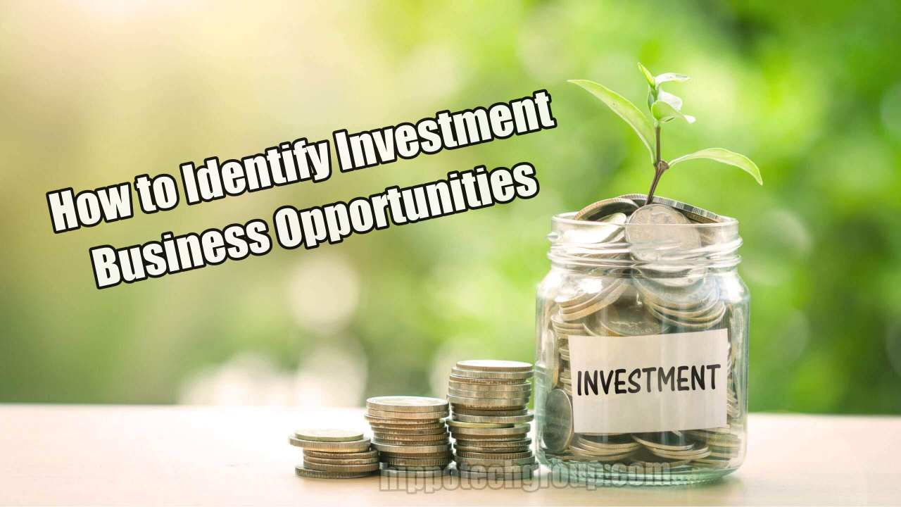 How to Identify Investment Business Opportunities: Proven Techniques for Finding the Best Investments
