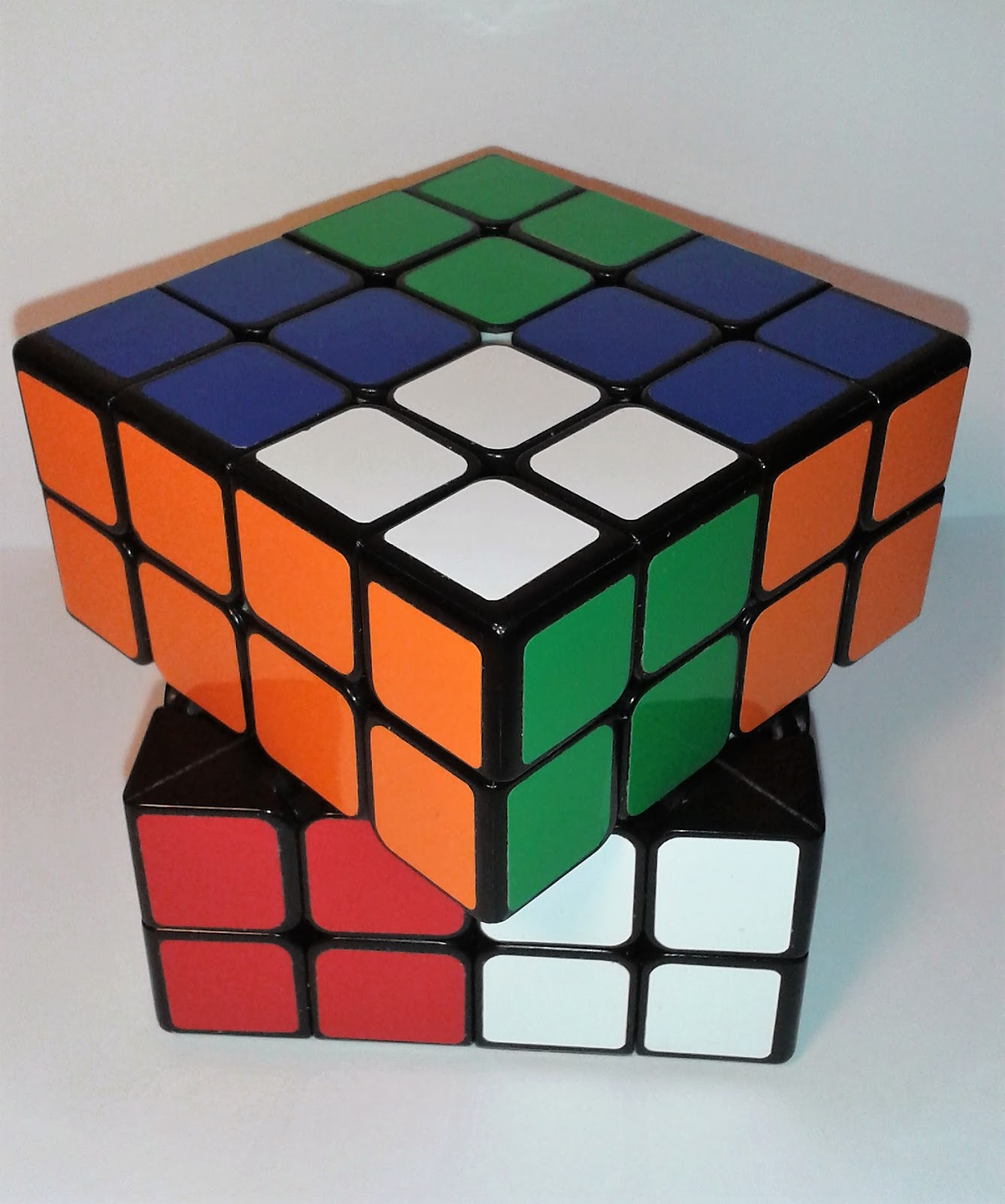 The AI method - 4x4x4 Tutorial