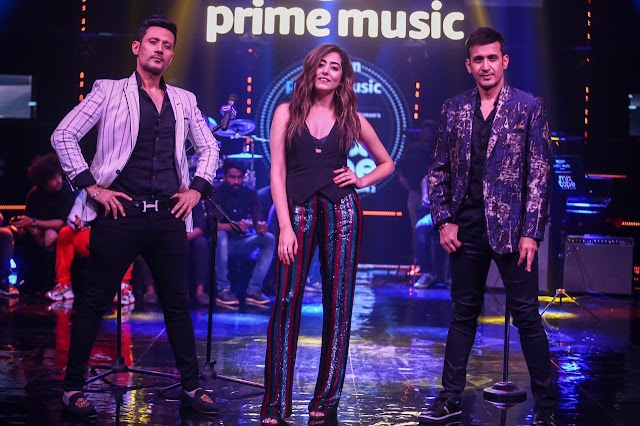 Amazon Prime Music presents Bhushan Kumar's T-Series Mix Tape Punjabi Season 2