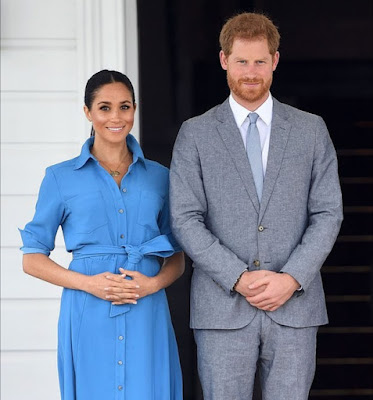 Prince Harry's Touching Birthday Message To His Wife Meghan