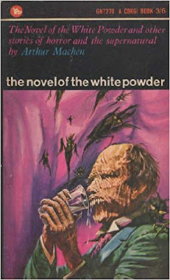 the novel of the white powder by arthur machen