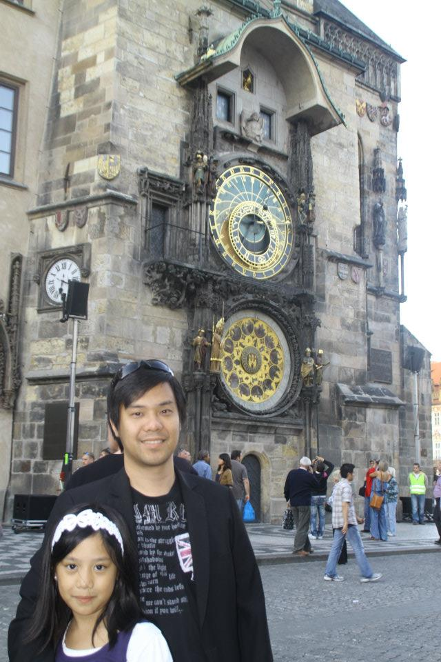 Prague's Orloj (Astronomical Clock) - Oldest At Work